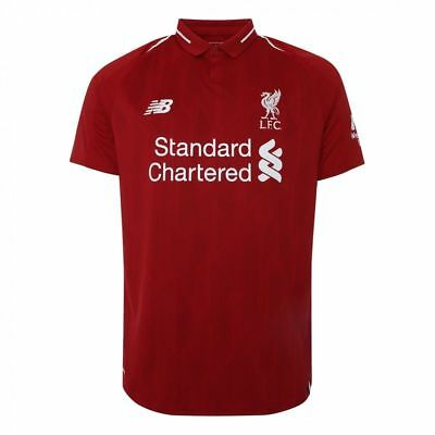 Liverpool Home Shirt 2018 2019 first class next day delivery