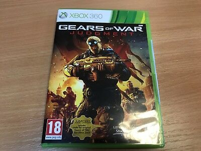 Xbox 360, Gears Of War..judgment Sealed
