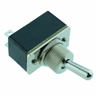 On-Off Standard Toggle Flick Switch SPST 1A 250VAC
