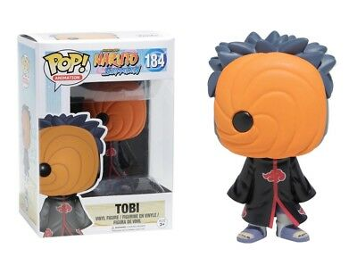 Funko Pop Anime: Naruto - Tobi Vinyl Figure Item No. 12452