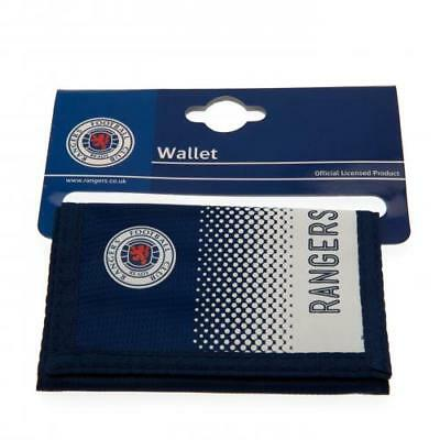 Glasgow Rangers FC Nylon Wallet Official Licensed Merchandise Free Postage