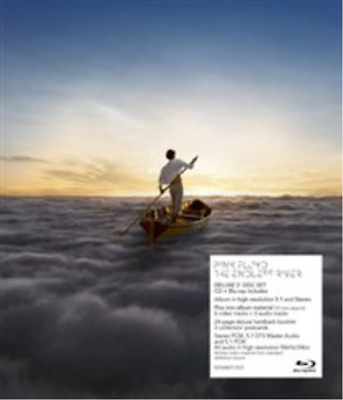 Pink Floyd-The Endless River CD with Blu-ray NEU