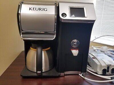 Keurig Bolt Z6000 Carafe Coffee Brewing System **Used as DEMO ONLY**