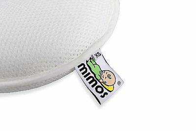 MIMOS Baby Pillow  (Size XS for Premature) with One FREE Pillow Cover