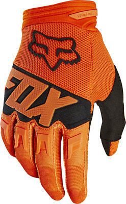 Fox Racing Dirtpaw Race Men/'s Full Finger Glove Navy//Yellow LG