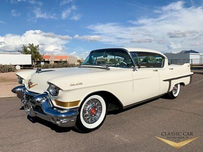1957 Cadillac Sedan Deville  1957 Cadillac Sedan Deville - Beautifully Restored - Rare Factory A/C -Must See!