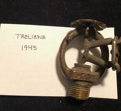 1945 Reliable Fire Protection Sprinkler Head