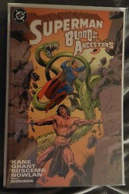 Superman: Blood of My Ancestors (Sep 2003, DC) VF/NM