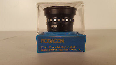 Rodenstock Rodagon 135mm f/5.6 Excellent Condition