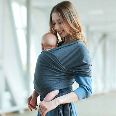 4 Colors Baby Carrier Sling For Newborn Infant Soft Breathable Wrap Hipseat