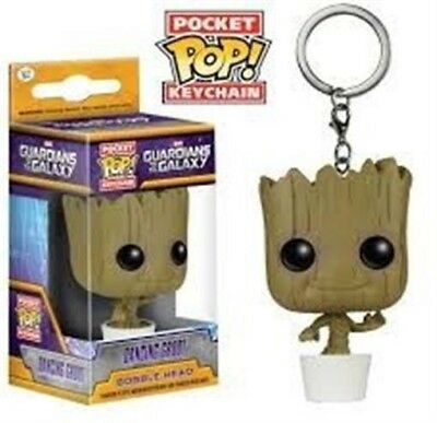 Funko - Pop Tascabile Portachiavi: Gotg - Bambino Groot Vinile Action Figure