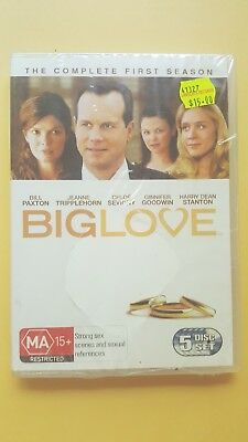 Big Love : Season 1 [ 5 DVD Set ] BRAND NEW & SEALED, Free Next Day Post from NS