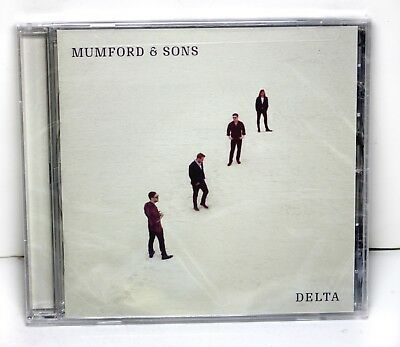 """MUMFORD & SONS """"Delta"""" BRAND NEW FACTORY SEALED CD // 2018 // BUY NOW $3.93"""