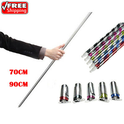 6Style Staff Portable Martial Arts Metal Magic Bo Staff- New High Quality Pocket