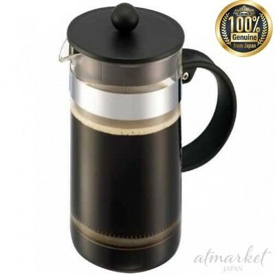 BODUM coffee maker 1578-01 BISTRO NOUVEAU French press 1.0 L genuine from JAPAN