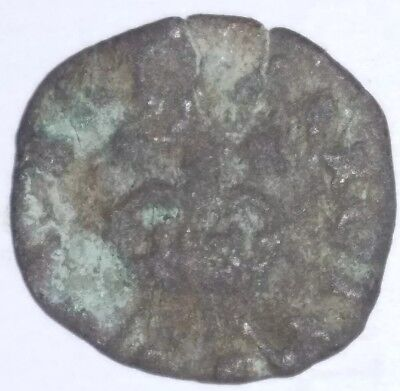English Charles 1st Rose Farthing