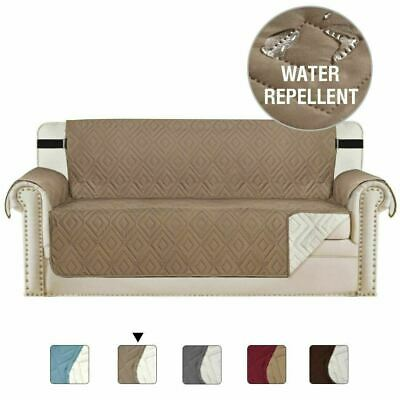 Water Repellent 1/2/3/Recliner Furniture Protector Couch Covers Slip Covers Pet