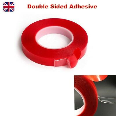 1 Roll DIY Double Sided Super Strong Sticky Tape Craft Adhesive - Various Size