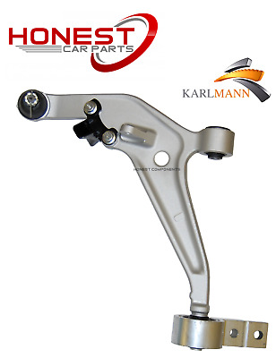 For NISSAN X TRAIL 2000-2007 FRONT LOWER SUSPENSION WISHBONE CONTROL ARM LEFT