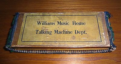 Williams Music House Record Cleaner Vintage audio collectible