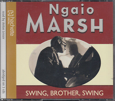 inspector alleyn 3 book collection 5 died in the wool final curtain swing brother swing marsh ngaio