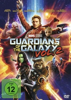James Gunn - Guardians of the Galaxy. Vol.2, 1 DVD