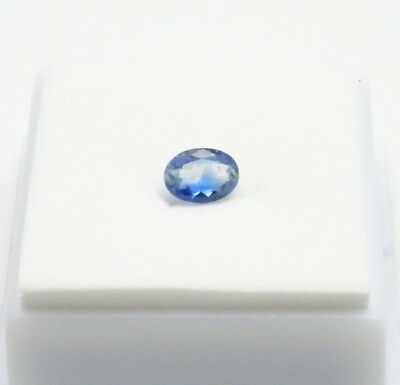 Kyanite 0.92ct - 7.25x5mm - Oval - Mined in Turkey - Kyanite Loose Gemstone
