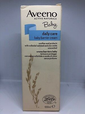 Aveeno - Active Naturals - Baby Daily Care Barrier Cream 100ml