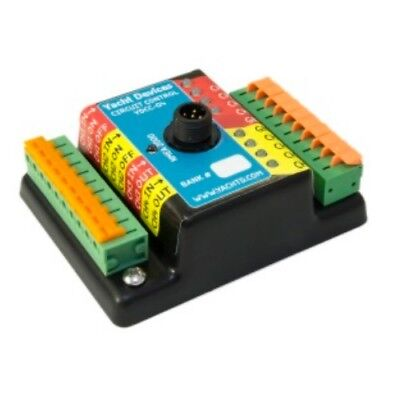 Yacht Devices YDCC-04N NMEA 2000 Circuit Controller