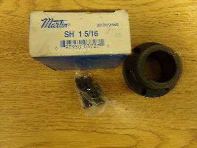 NEW Martin SH 1 5/16 QD Bushing  *FREE SHIPPING*