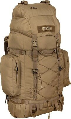 Russian Army Military Tactical Backpack -Goblin 70 (70 liters) Coyote, New