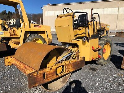 1990 Ir Sd40D 2701 Hrs 54''drum Drive