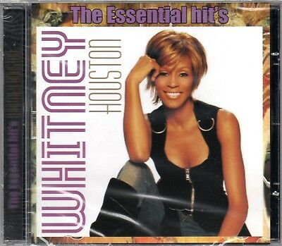 Whitney Houston CD The Essential Hits Brand New Sealed Ultra Rare