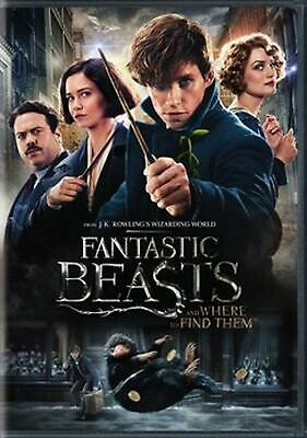 Fantastic Beasts and Where to Find Them - DVD Region 1 Free Shipping!