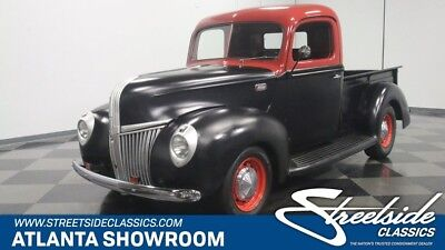1941 Truck -- TEEL TRUCK, STRONG 239 FLATHEAD V8, 3-SPEED, GREAT DRIVER/PRICED-TO-MOVE!!!