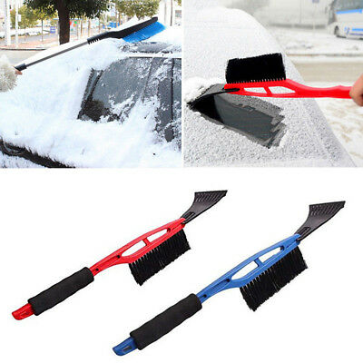 Car Vehicle Durable Winter Snow Ice Scraper Snow Brush Shovel Removal Universal