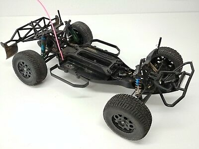 Team Associated SC10 2wd 1/10 Short Course Truck Roller Rolling Chassis