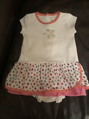 Kenzo Baby Girl Dress 6 Months