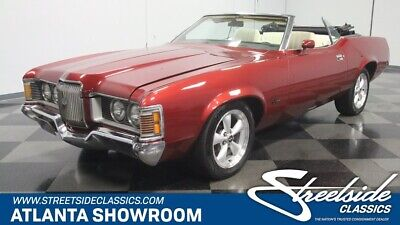 1971 Mercury Cougar XR7 Convertible REAL XR7 'VERT,  302 FITECH INJECTED, SERPENTINE, PWR 4-DISC BRAKES/STEER, A/C!!