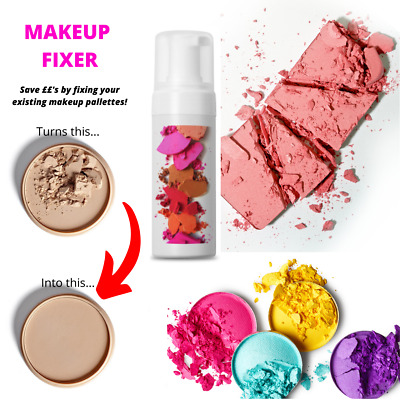 Moon Fixer Finish Setting Face Spray Long Lasting Fixing Make Up Foundation Base
