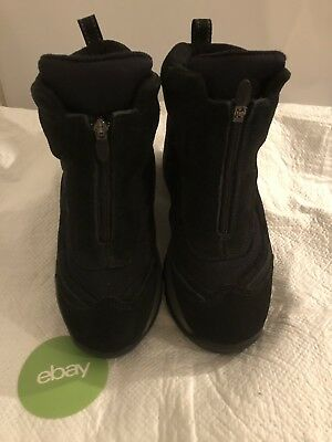 CABELAS ANKLE BOOTS Womans DryPlus Ultra Thinsulate Asystec Suede6D MRSP$79 NEW