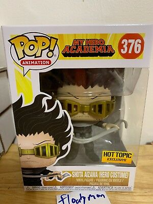 Funko Pop! Animation My Hero Academia Shota Aizawa Hot Topic Exclusive IN HAND!