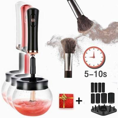 Professional Electric Brushes Clean Makeup Brush Cleaner and Dryer Machine Kit