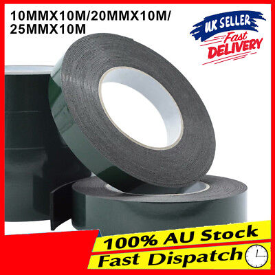 Strong Double Sided Foam Tape Waterproof Adhesive Plate Mirro Car Trim