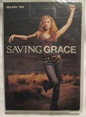 Saving Grace Season Two Nd New