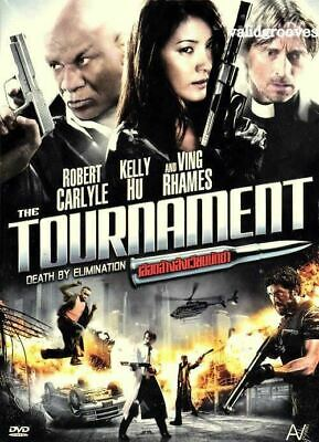 The Tournament (2009) DVD PAL COLOR - Kelly Hu, Robert Carlyle, Ving Rhames