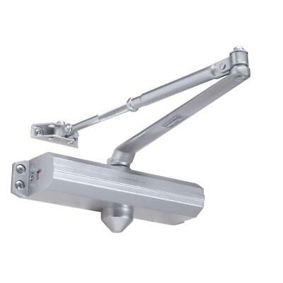 Tell Manifacturing Aluminum Heavy-Duty Adjustable 1-4 Door Closer