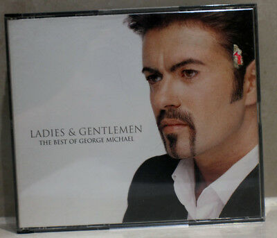 George Michael The Best Of Ladies And Gentlemen 2cd Fat Box