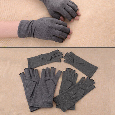 Pain Relief Gloves Arthritis Therapy Hand Joint 1 Pair Compression Wrist Brace