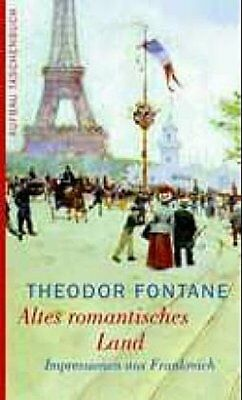 Theodor Fontane / Altes romantisches Land /  9783746652474